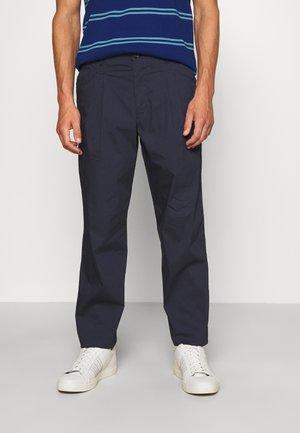 DOUBLE POCKET - Kalhoty - dark blue