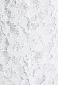 Vila - VIKALILA CAPSLEEVE - T-Shirt print - cloud dancer - 2