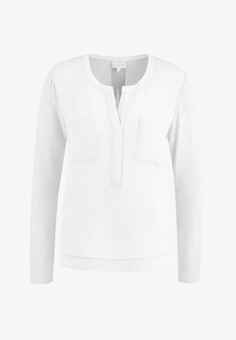 MILANO ITALY - Blouse - weiss
