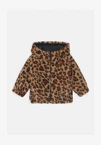 Cotton On - CLARA REVERSIBLE PUFFER - Winter jacket - black - 0