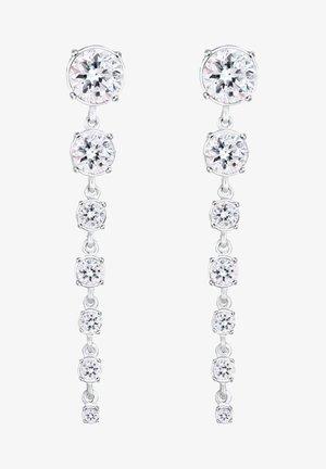 KRISTALLE HANGER - Earrings - silver