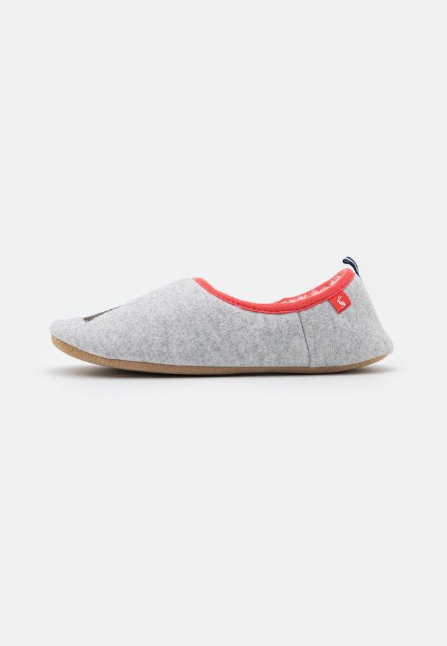 SLIPPET - Domácí obuv - grey