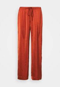 Banana Republic Petite - LUXE PULL ON - Trousers - burnt caramel - 4