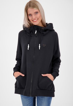 MARIAAK  - Zip-up sweatshirt - moonless