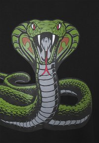 Brave Soul - Print T-shirt - black - 2