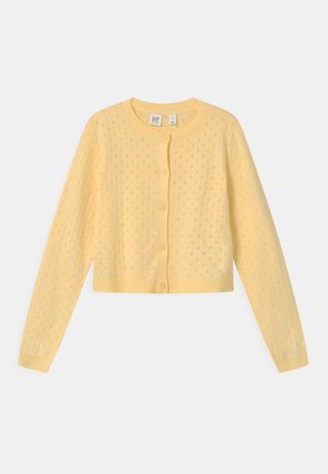 GIRL EASTER  - Cardigan - yellow