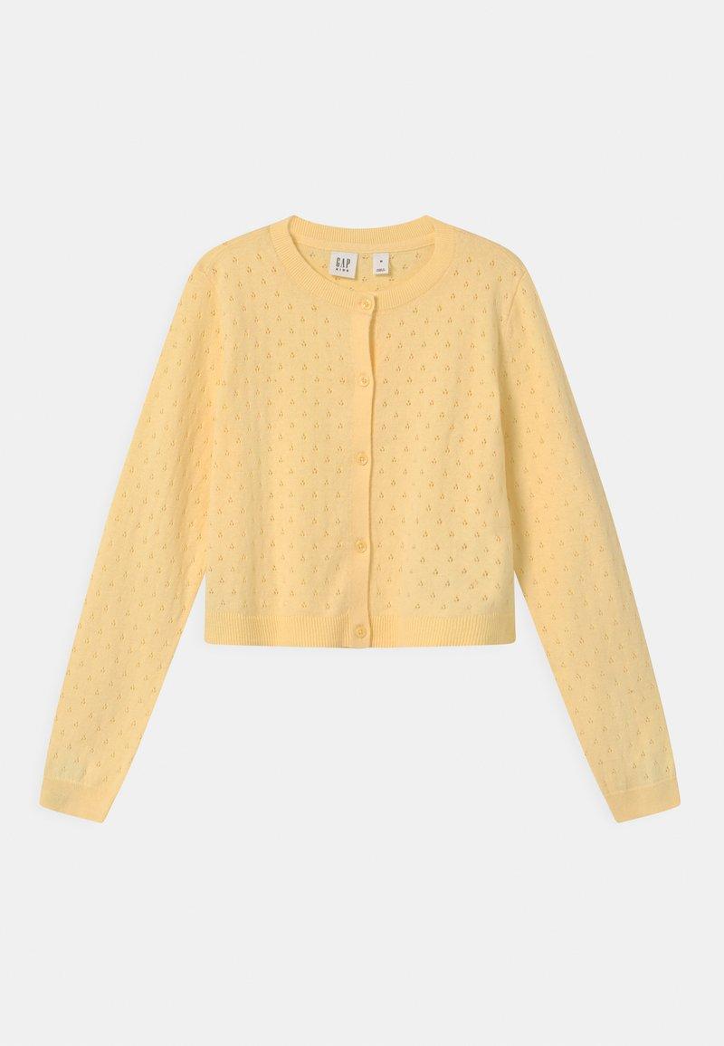 GAP - GIRL EASTER  - Kardigan - yellow