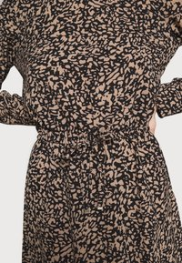 ONLY - ONLNOVA LUX DRAW STRING DRESS - Kjole - black - 4