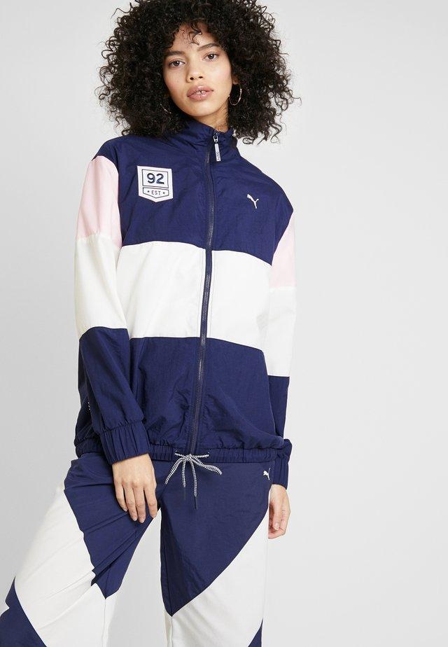 SELENA GOMEZ  - Training jacket - peacoat