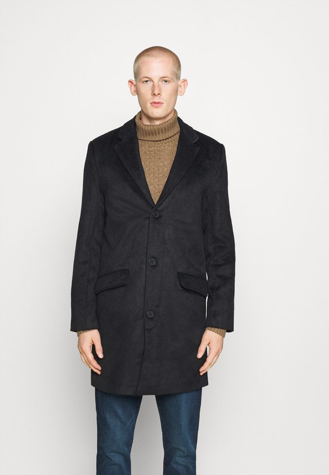 WATSON OVERCOAT - Cappotto classico - black