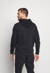 Under Armour - RIVAL LOCKERTAG - Zip-up hoodie - black - 2