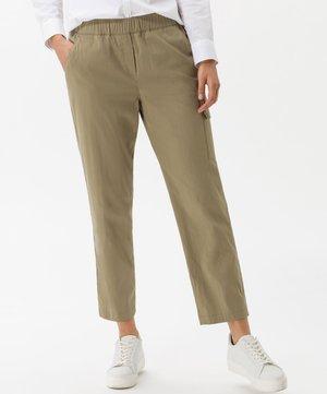 STYLE MORRIS S - Trousers - khaki
