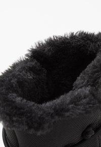 Viking - SNOFNUGG GTX - Winter boots - black/charcoal - 2