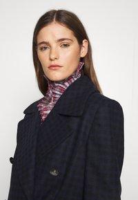 Vivienne Westwood - NUTMEG COAT - Classic coat - navy/black - 3