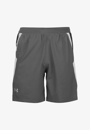 LAUNCH - Pantalón corto de deporte - pitch gray / mod gray