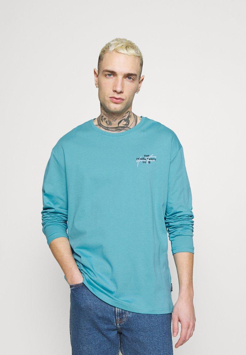 YOURTURN - UNISEX - Långärmad tröja - blue