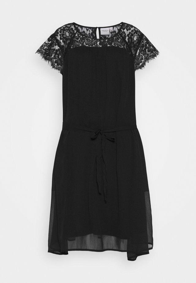 JRCAROLINA SS - K - Day dress - black