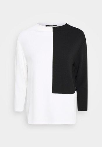 KIRTAL BOLD - Long sleeved top - milk