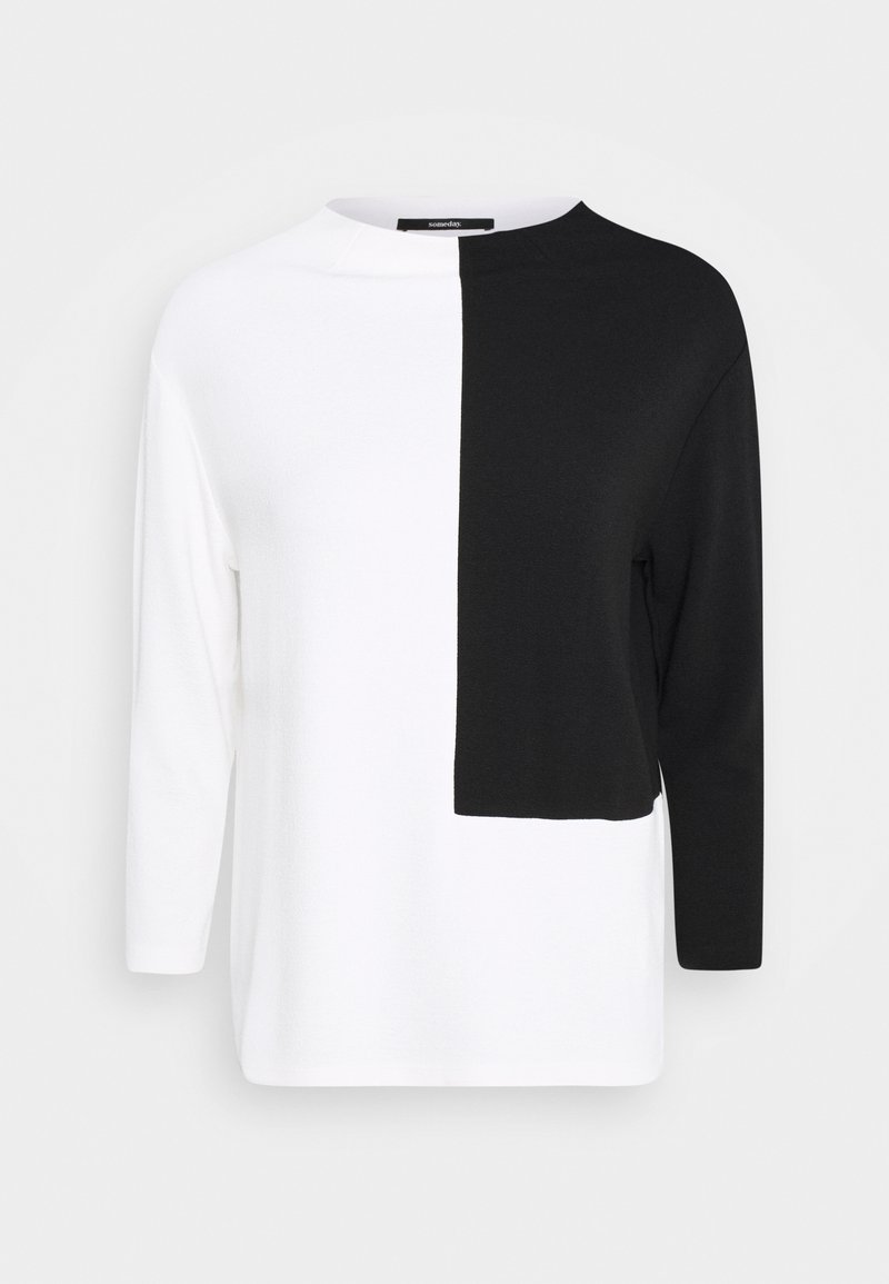 someday. - KIRTAL BOLD - T-shirt à manches longues - milk
