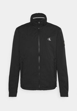 HARRINGTON - Summer jacket - black