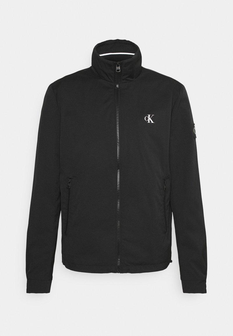 Calvin Klein Jeans - HARRINGTON - Summer jacket - black