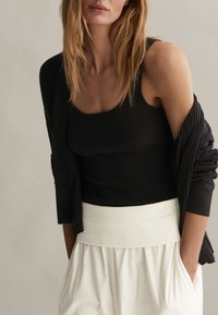 OYSHO - Top - black - 4