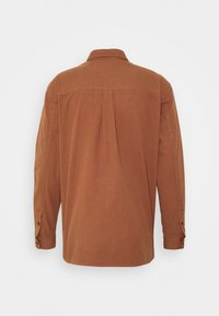 Cleptomanicx - STEEZY - Summer jacket - friar brown - 1