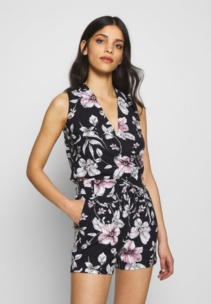 ONLPOPTRASH PRINT PLAYSUIT - Jumpsuit - night sky