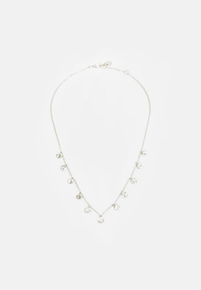 JAIN CHARM NECK - Necklace - silver-coloured