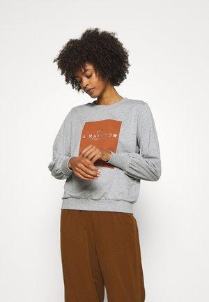 KAMARKY - Sweater - grey melange