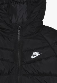 Nike Sportswear - FILLED JACKET BABY - Winter jacket - black - 4