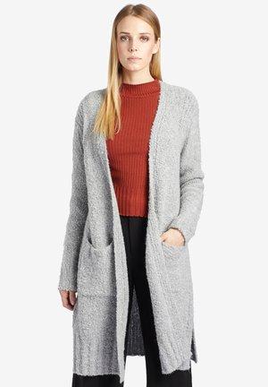 IEVA - Cardigan - mottled light gray