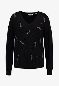 NAF NAF - Stickad tröja - noir - 3