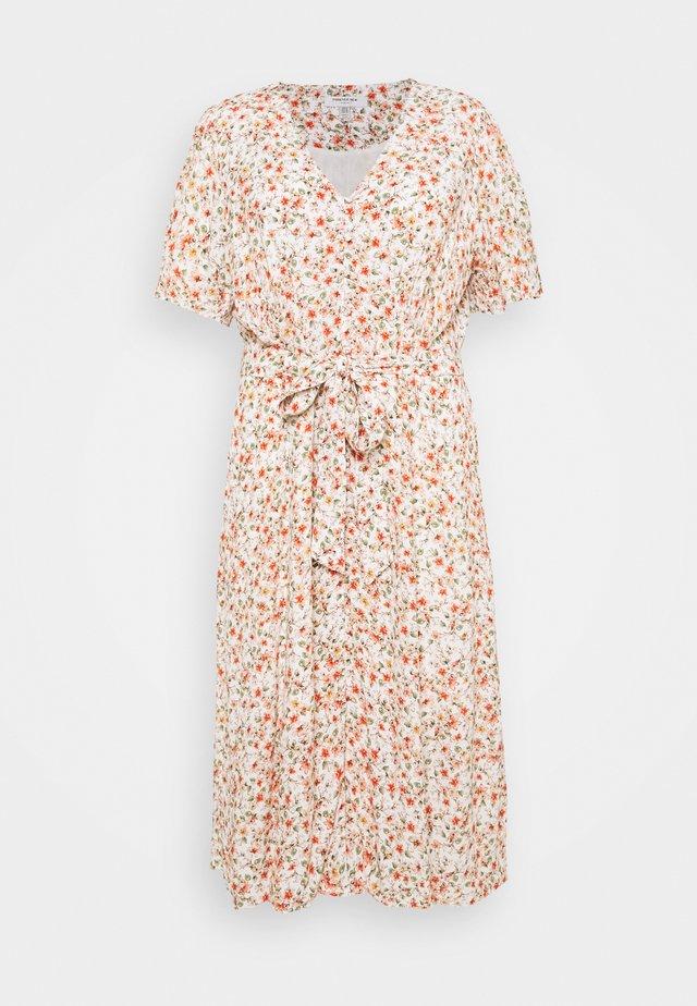 ELORA MIDI TEA DRESS - Korte jurk - multi coloured