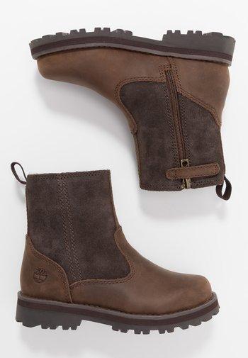 COURMA WARM LINED BOOT  - Korte laarzen - dark brown