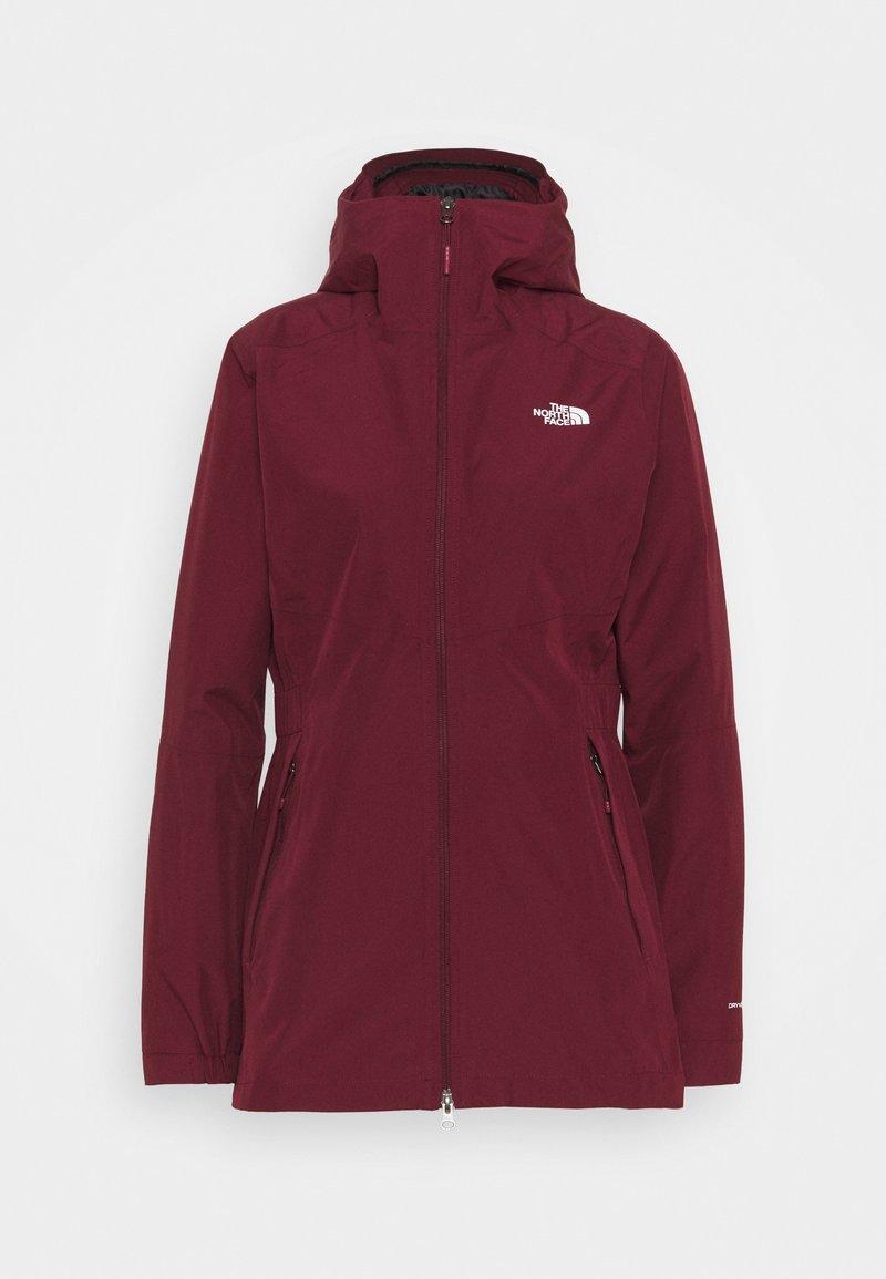 The North Face - WOMENS HIKESTELLER JACKET - Hardshell jacket - regal red