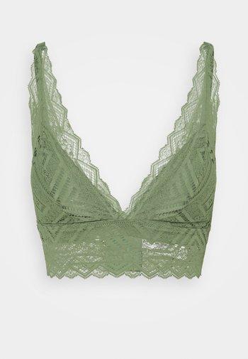FILOMENA BRALETTE - Underwired bra - light green