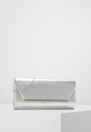NILLA BAG - Clutch - silver