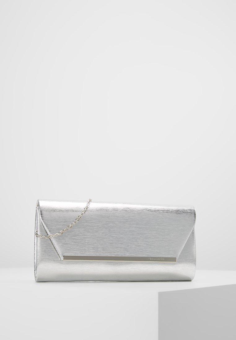 Tamaris - NILLA BAG - Clutch - silver