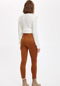 DeFacto - Leggings - brown - 2