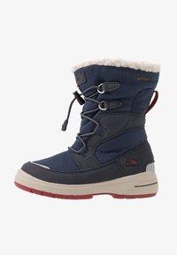 Viking - HASLUM GTX - Winter boots - navy - 1