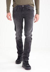 Blend - Slim fit -farkut - denim grey - 0