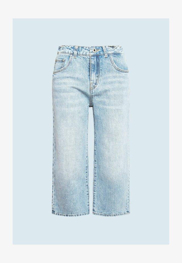 KLAUDIA  - Bootcut jeans - denim