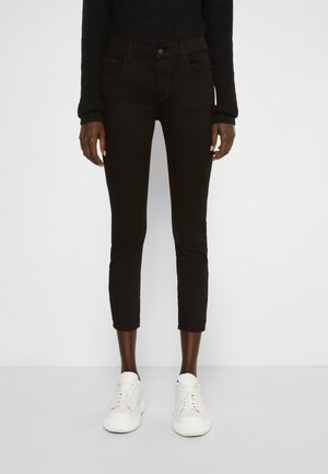 FLORENCE : MID RISE INSTASCULPT CROP - Jeans Skinny Fit - hail (ultimate)