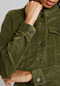Noisy May - NMADA JACKET  - Summer jacket - olivine - 5