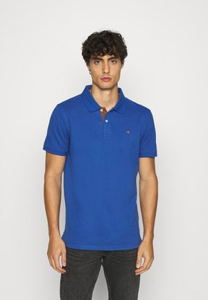 BASIC WITH CONTRAST - Poloshirt - advanced blue