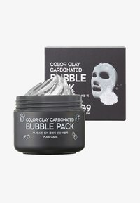 G9 - COLOR CLAY CARBONATED BUBBLE PACK - Face mask - - - 0