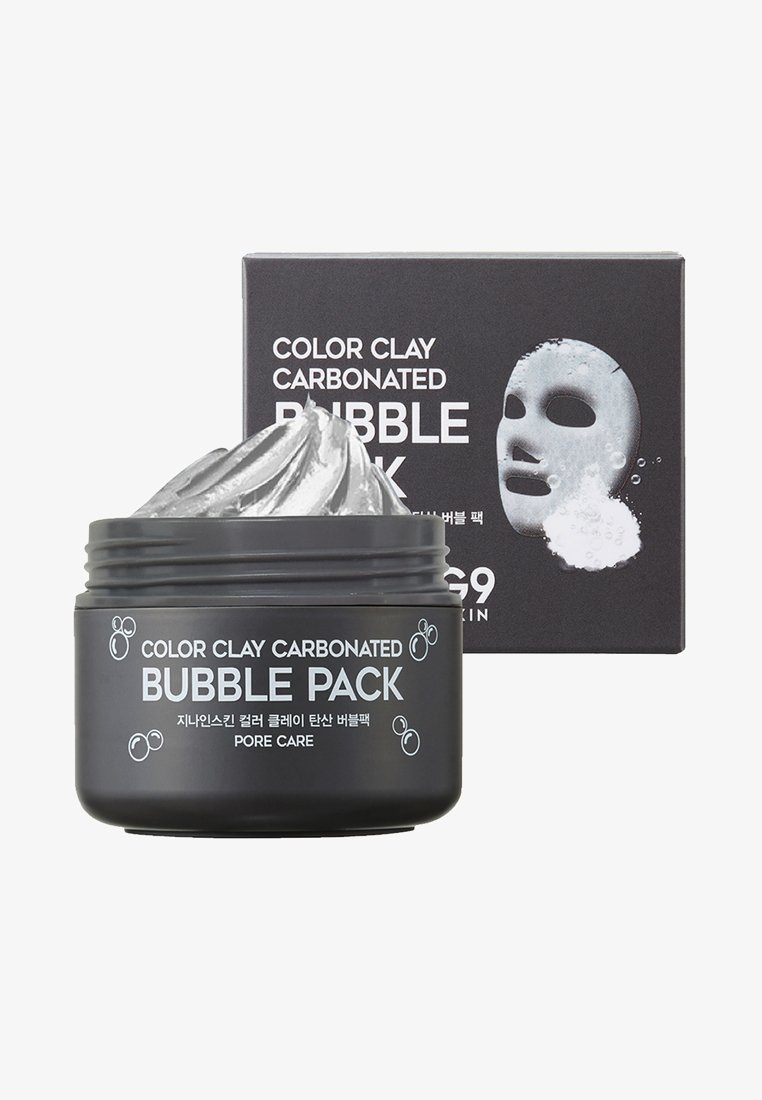 G9 - COLOR CLAY CARBONATED BUBBLE PACK - Face mask - -