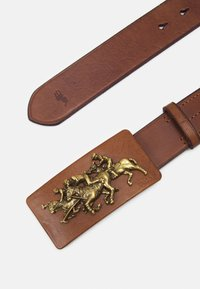 Polo Ralph Lauren - SMOOTH - Belt - saddle - 1