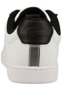 Lacoste - Sneakers - white/black - 3